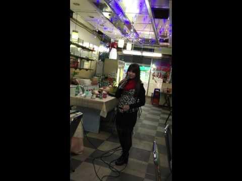 Sao anh ra đi , trần thanh Hà karaoke mùng 7 tết
