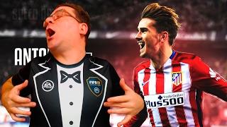 ATAQUE TÃO MONSTRO COM GRIEZMANN | FIFA 17
