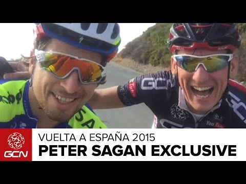 Peter Sagan: The Most Skilful Pro Cyclist? GCN Trains With Tinkoff-Saxo Before La Vuelta A España