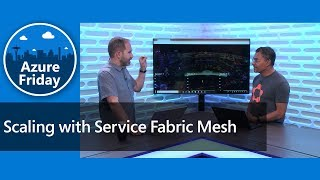 Scaling with Service Fabric Mesh | Azure Friday