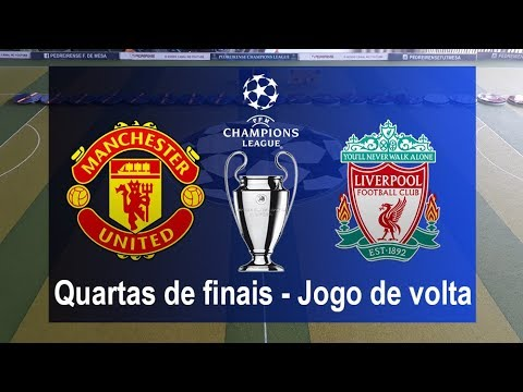 Champions League 2019 Manchester United X Liverpool Youtube