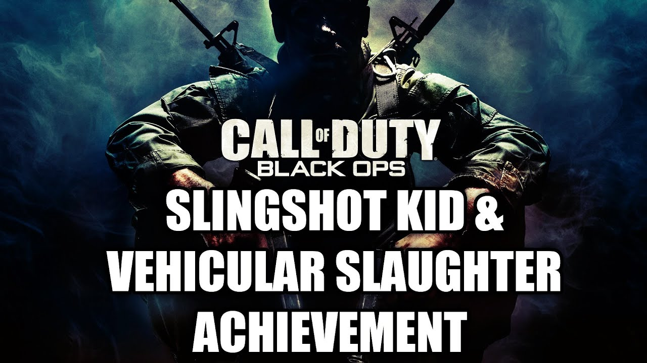 Call of Duty: Black Ops Trophy Guide & Road Map ...