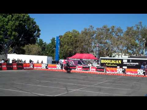 Joe Dryden Individual Freestyle at XDL XGames exhibition