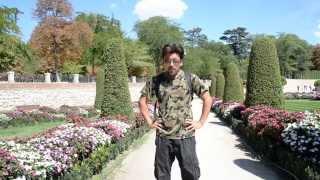 アキーラさん散策②スペイン・マドリッド・レティーロ公園!Retiro-park,Madrid,Spain