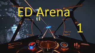 Elite Dangerous: Arena Match 1