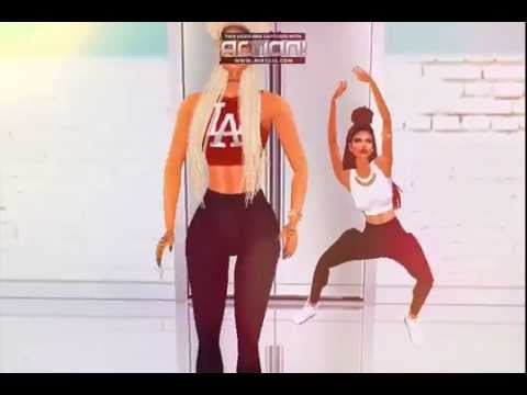 Jessica Jarelle - Gravity ( Dance Vidéo ) IMVU