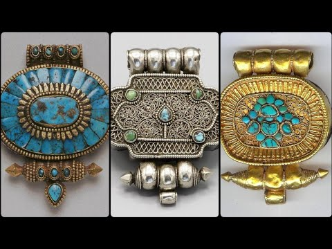Vintage royal Antique old jewellery collection 20 century