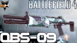 QBS-09 Reseña Battlefield 4 Guía de Armas ( PizzaHead )