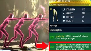 Injustice 2 - All Special moves Transition Augments ❮ Part 2/2 ❯