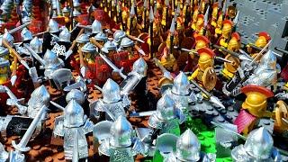 LEGO 300 Spartan Battle Dioram…