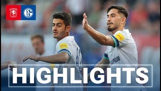 Highlights gegen FC Twente | FC Schalke 04