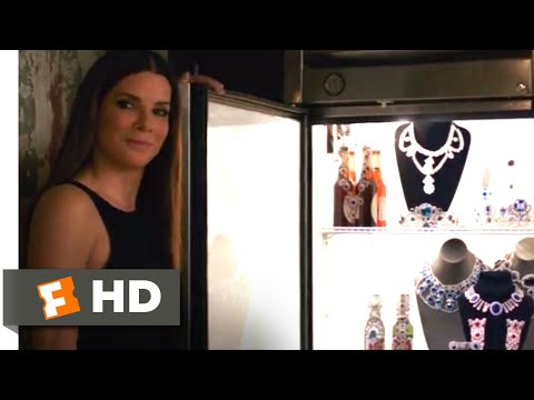 Ocean's 8 (2018) - All The Necklaces Scene (10/10) | Movieclips