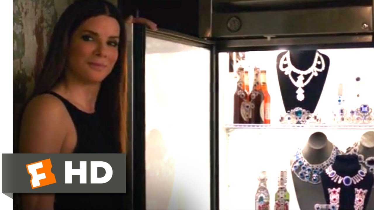 Download Ocean's 8 (2018) - All the Necklaces Scene (10/10) | Movieclips