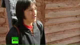 PUEBLOS AUTÓCTONOS DE RUSIA : LOS JAKASIOS