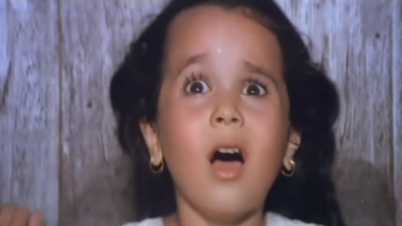 Govinda Rescues Baby Guddu From The Cupboard Tanuja Hindi Movie Scene 913 Love 86