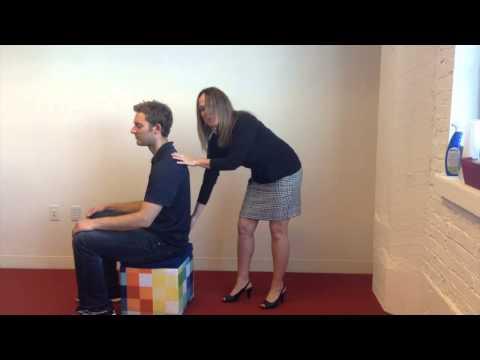 Shoulder Posture Instruction