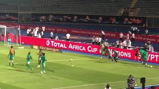 Le onze de depart du Sénégal face au Kenya