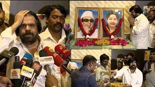 T.Rajendar Urgent Press Meet | Issues | Simbu | Rajini,Kamal Politics | OPS,EPS | Jayalalitha