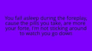 Katy Perry Circle The Drain Lyrics