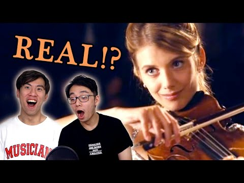 The Most ACCURATE Violin Movie Acting???