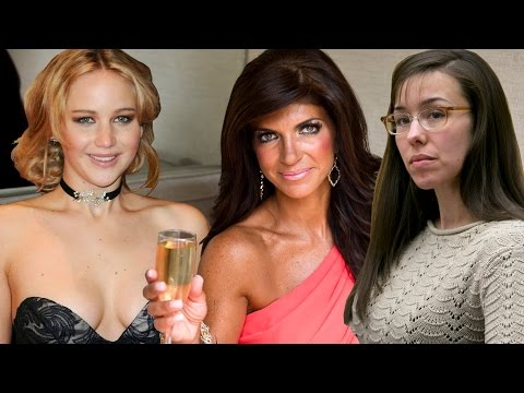 Jennifer Lawrence Photo Leak, Stephen Collins, Teresa Giudice + Jodi Arias