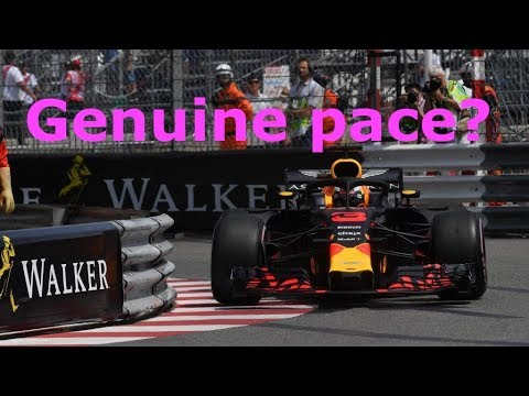 MP97 - F1 Analysis from the Monaco GP