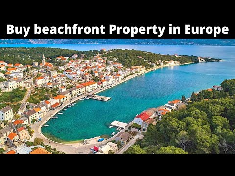 10 Best Places to Buy Beachfront Property in Europe (Retire or Invest)
