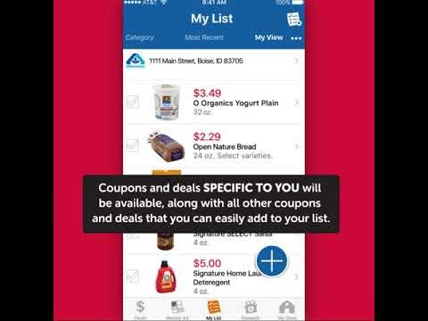 Just For U® Just Got Better | How To | Albertsons