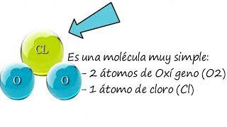 ¿Qué es el Dióxido de cloro?