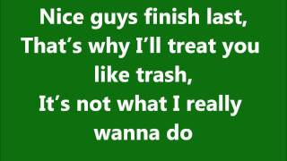 Nice guys - Lyrics (KevJumba, Nigahiga, & Chester See)