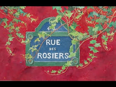 Shopping Areas In Paris - Rue des Rosiers Video Guide