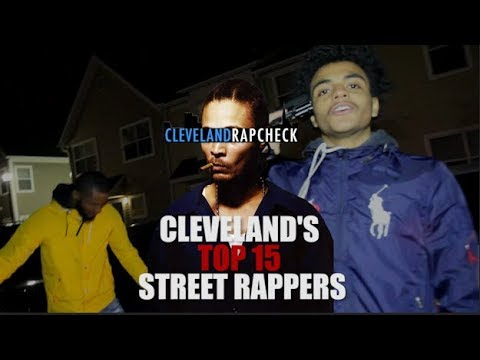 CLEVELAND'S TOP 15 STREET ARTISTS #CLERAPCHECK