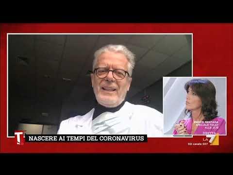 Coronavirus: cosa puo e non deve essere fatto durante il parto