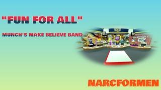 Fun For All- Chuck E. Cheese's Roblox- Narcformen