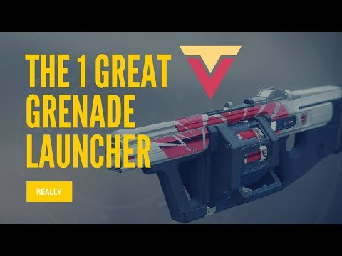 The Grenade Launcher that Breaks the Mold