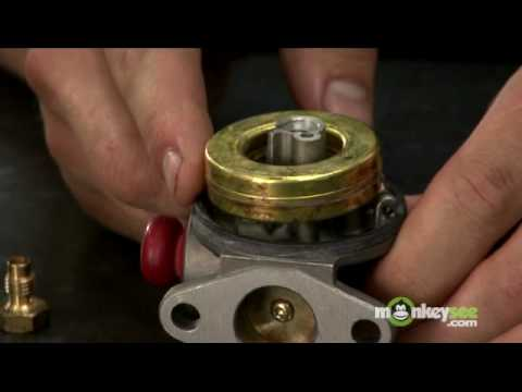4 Cycle Internal Combustion Engine - Fuel System