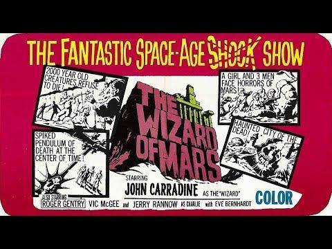 The Wizard of Mars  1965  FULL MOVIE