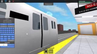 Roblox MTA Selten: R110B R Zug