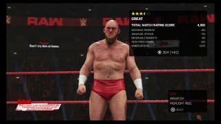 Lars Sullivan makes his debut on the main roster against Jinder Mahal: WWE 2K19