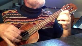 Zip-A-Dee-Doo-Dah - solo ukulele - Colin Tribe on LEHO