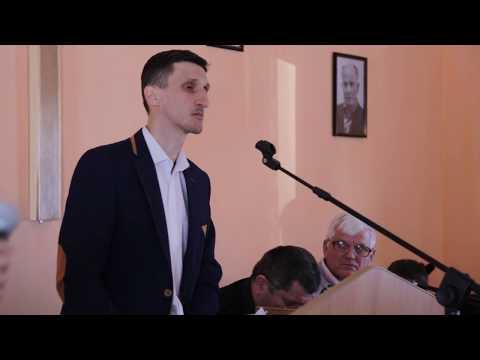 Fr. Horea Turbutan - Adunarea Oastei Domnului de la Țolici, Neamț - 25 Martie 2018
