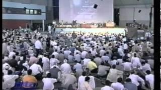 German Speech by Abdullah Uwe Wagishauser at Jalsa Salana Germany 2001