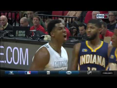 December 14, 2016 - FSS- Game 26 Miami Heat Vs Indiana Pacers - Win (09-17)(Heat Live)