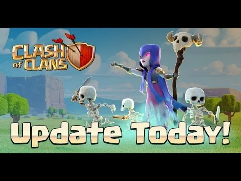 Clash of Clans/ Update September 2015