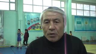 Приглашение на турнир Кажымукана 2014