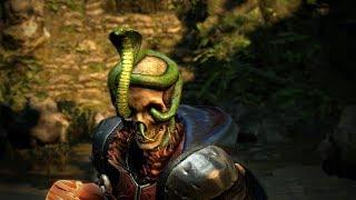 Path of Exile: Snake Skull
