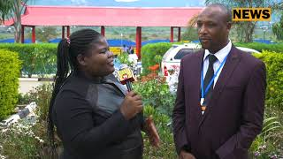 With Mutare Mayor