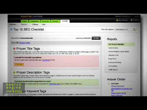 Domain ToolBox presents Search Engine Visiblity from YouTube · Duration:  1 minutes 33 seconds