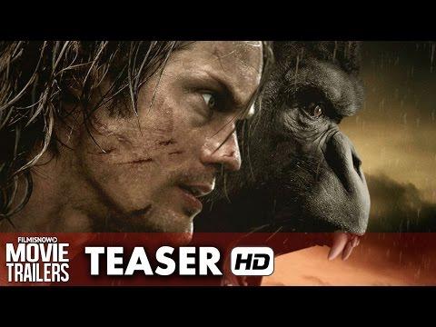 The Legend of Tarzan Official Teaser...