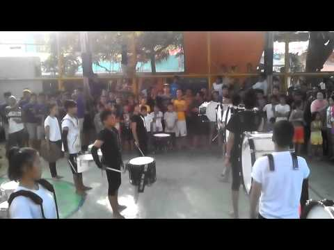 Knights of Caloocan drumline vs San Nicolas drumline (Tondo Manila)